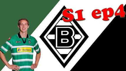 Fifa 13 Borussia Munchengladbach Manager mode S1 E4 Завръщам се с клиповете 1-ви мач на World class