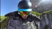 Wingsuit - неописуемо изживяване в Швейцария