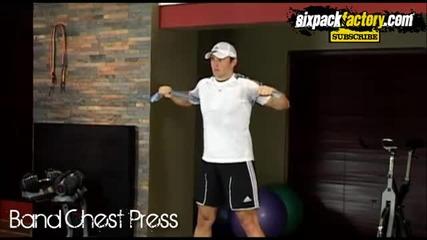 Страхотни упражнения за гърди за начинаещи