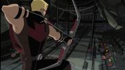 Ultimate Spider-man - 2x05 - Hawkeye