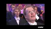 Финландски мъжки хор - Hard rock halleluja