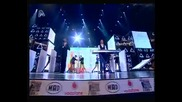 Hurts - Wonderfull Life » Mad Video Music Awards 2010 by Vodafon