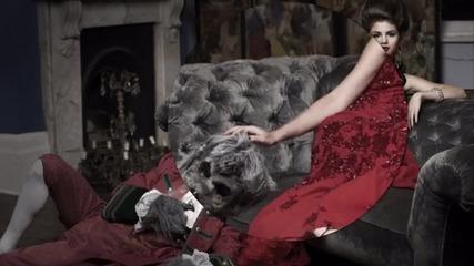 Selena Gomez's Halloween Photo Session