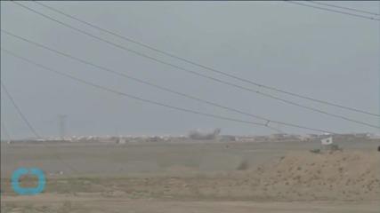 U.S., Allies Target Islamic State in Tikrit, Other Iraqi Cities
