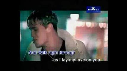 Westlife - I Lay My Love On You (lyrics)