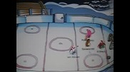 Club Penguin - Iam And Rey Buddys Hockey