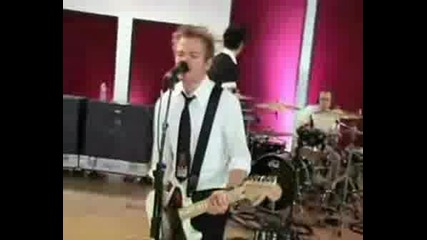 Sum41-Count Your Last Blessings(live)