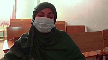 Afghanistan: Curtains separate male, female students in classrooms as universities reopen under Taliban rule