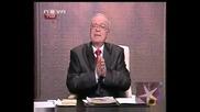 ! Проф. Вучков: Искам Да Е Хиляда И Деветстотна - Господари На Ефира, 15.01.2009 !