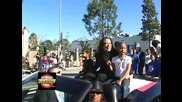 Гей и лесбийки афроамериканци в годишния парад на М. Л. Кинг в Лос Анджелис