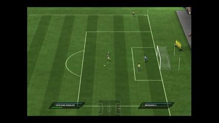 Fifa11 - В стил Бербатов!
