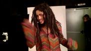 Жана Бергендорф за образа на Bob Marley - Като две капки вода (06.04.2015г.)