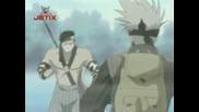 Naruto S1 Ep09 - Kakashi - Sharingan Warrior Bg Audio