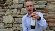 Как се отваря бутилка вино без тирбушон