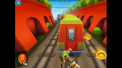 Hack za Subway Surfers :)