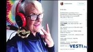 Най-готината баба в интернет!