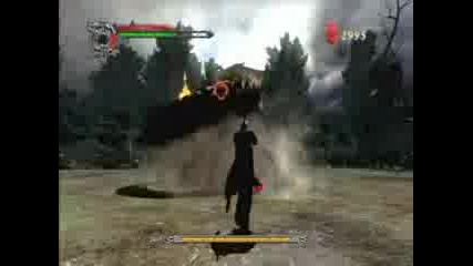 Devil May Cry 4 Dante Opening