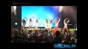 Eмилия без плейбек - Перфектно пеене на турнето Planeta derby 2010