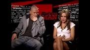 Amanda Bynes & Channing Tatum - Интервю