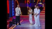 Dancing Stars - Предизвикателството на Галена - Михаела Филева и Светльо (20.05.2014г.)