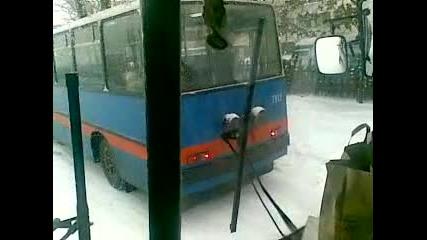 Големият сняг