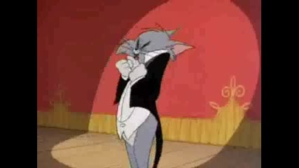Tom And Jerry - The Cat Above