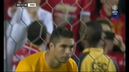 Манчестър Юнайтед 5-3 Интер , след изпълнения на дузпи , 30.07.14 , приятелски мач