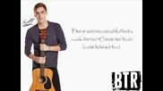Kendall Schmidt - It Is What It Is (lyrics)