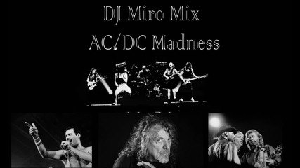 Dj Miro Mix - Rock Madness (2016)