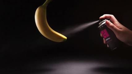 Студентка изобрети презерватив под формата на спрей