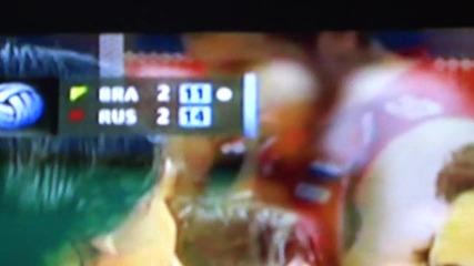 Русия победи Бразилия на финала на Световната лига по волейбол
