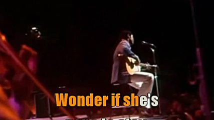 Bill Withers - Aint No Sunshine - demo karaoke