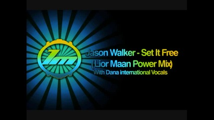 Jason Walker - Set It Free Lm Power Mix (превод)