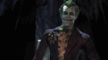 Batman Arkham Asylum Official Trailer