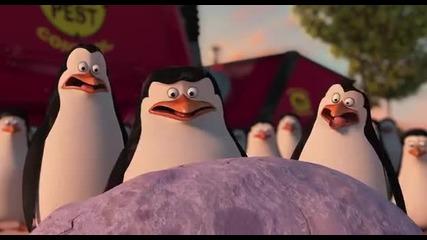 Penguins of Madagascar Пингвините от Мадагаскар (2014) Целия Филм с Бг Аудио