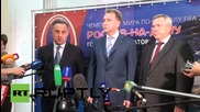 """Russia: Blatter's resignation """"a shock"""" for Russian Sports Minister Mutko"""