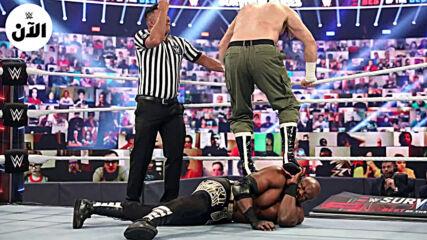 نتائج سيرفايفر سيريس ٢٠٢٠ – WWE الآن