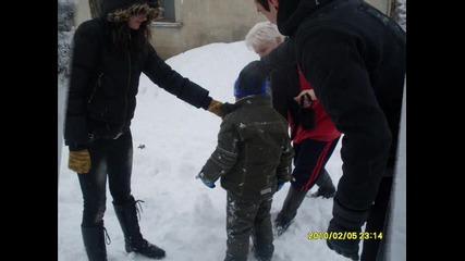 Viktor - Belo i Vank0 i snega