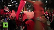 Brazil: Pro-Rousseff demo attracts tens of thousands in Sao Paulo