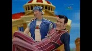 Lazytown - Anything Can