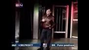 Halid Beslic - Vracam se majci u Bosnu - (TV BN)