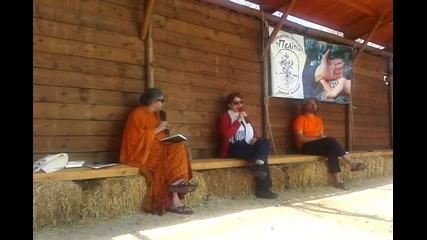 Вандана Шива, Международен Фестивал Пелити 2015г. 03