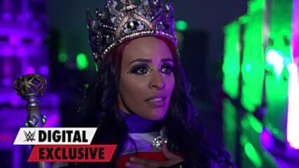 Zelina Vega was destined to be Queen: WWE Digital Exclusive, Oct. 21, 2021