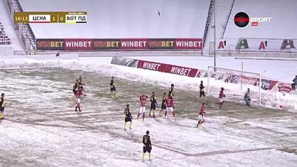 Спасяване на Даниел Кайзер срещу ЦСКА