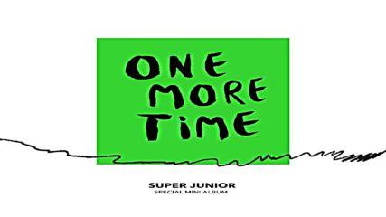 (бг превод) Super Junior - Ahora Te Puedes Marchar Audio