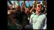 Yasmine Pahlavi dar tazahorat Washington D.c.