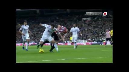 Всички Голове на Реал Мадрид в Примиера Дивисион 2010-2011 част 2