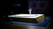 European Sumo Championship(bulgaria-varna) category 50kg woman U18 {bulgaria vs Poland}