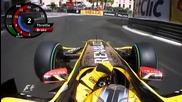 F1 Monaco 2010 Onboard lap