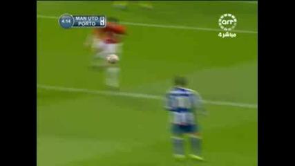 Манчестър Юнайтед - Порто - 0:1